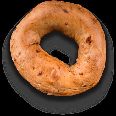 H&B Apple Cinnamon Bagel