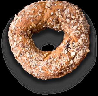 H&B 7 Grain Bagel