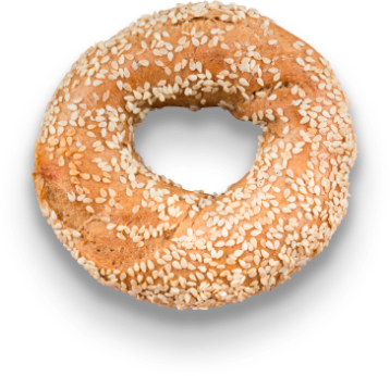 H&B Whole Wheat Bagel